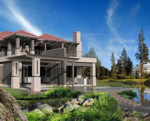 L.J.M Builders architecture design